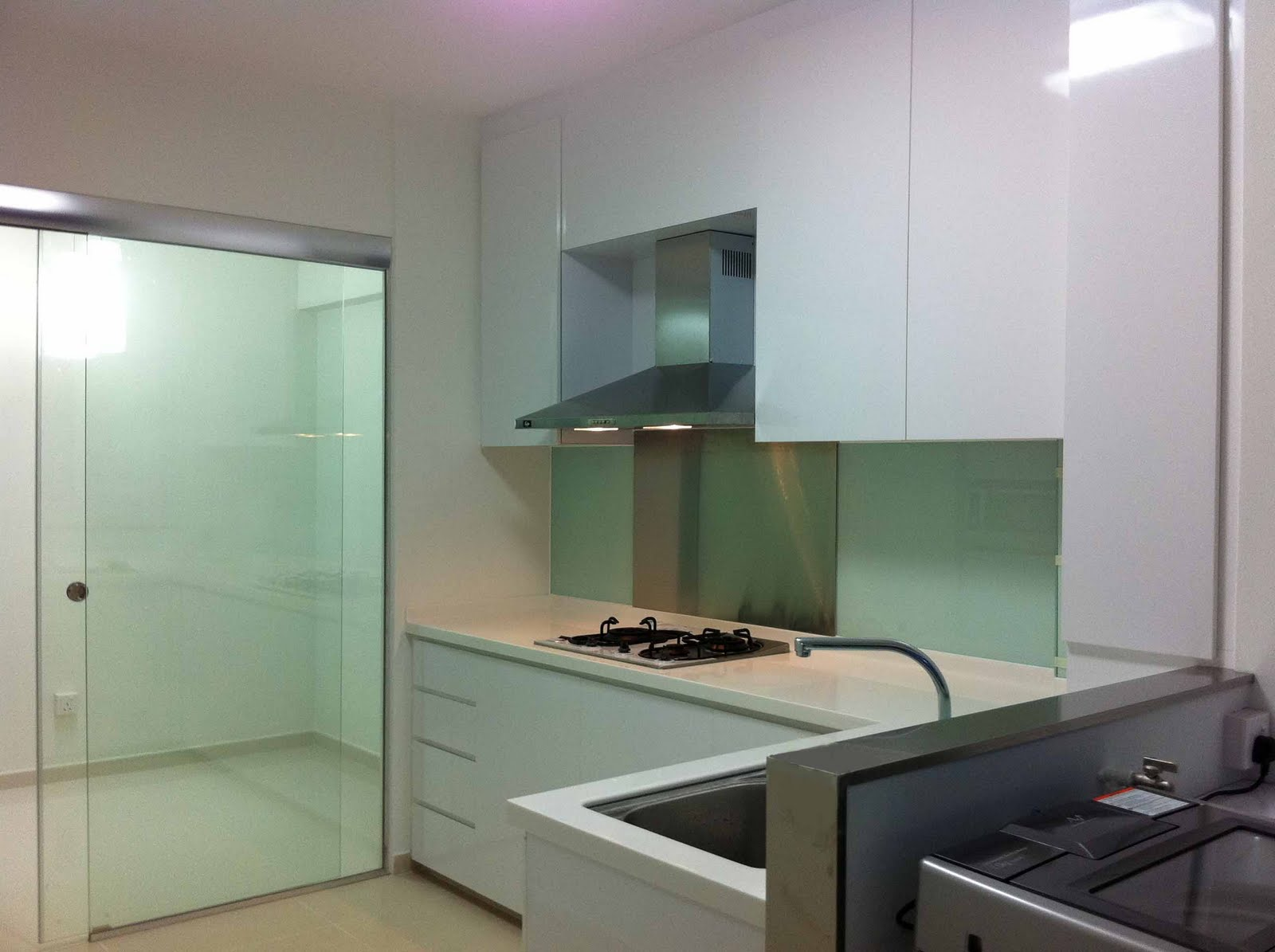 Hdb kitchen design Kitchen design in hdb