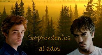 SORPRENDENTES ALIADOS