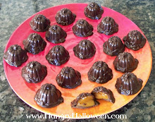 Halloween Recipe - Pumpkin Truffle