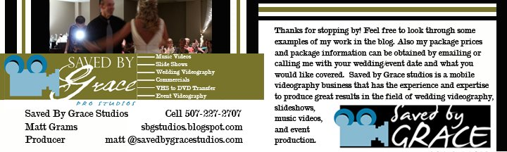 Saved By Grace Studios