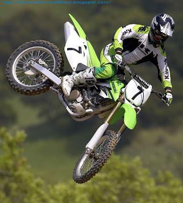 Kawasaki Motocross