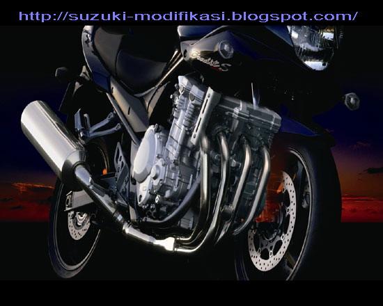 2010 Suzuki Bandit GSX1250FA ABS title=