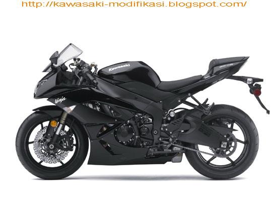 2010 Kawasaki Ninja ZX-6R Sport title=