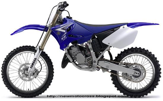 motocross: 2010 Yamaha YZ125