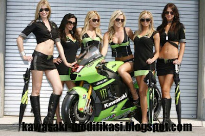 1 kawasaki girls1+copy Photo galery cew2 sexy motor