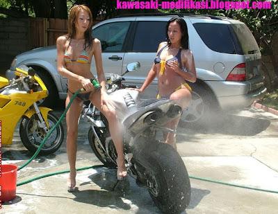 Kawasaki Ninja 150 Rr Modifikasi. KAWASAKI | NINJA RR 150 CC