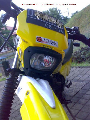 Kawasaki Trail klx 150cc