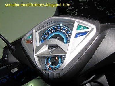 Modif Yamaha Xeon 125