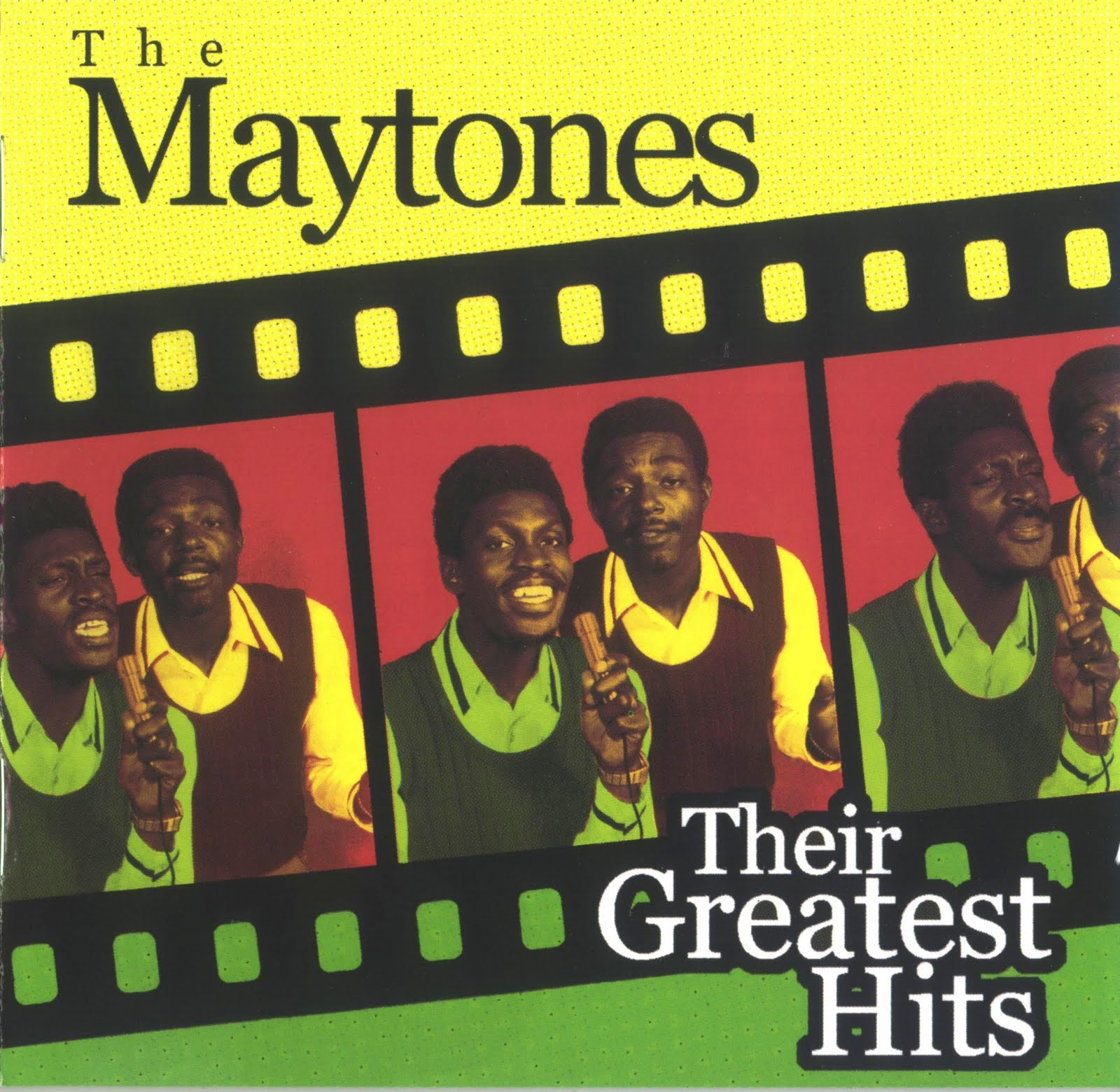 The Maytones One Way