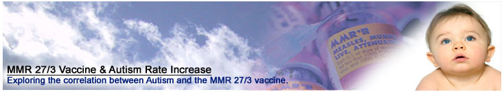 MMR Vaccine and Autism Rates