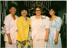 DeAnna, Brenda, Teresa and Nikki Stancil