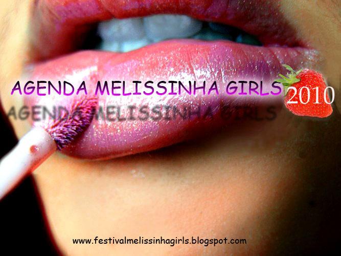 Agenda Melissinha Girls