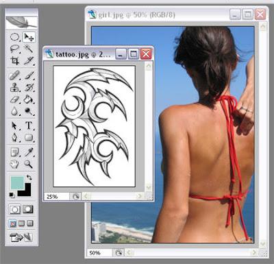 New Tattoo Design Software