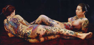 Art Tattoo beauty