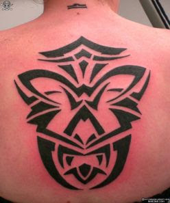 The beautiful Tribal  tattoo