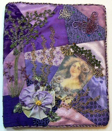 crazy quilting free projects