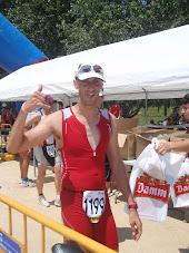 Triatlon larga distancia ( Banyoles )