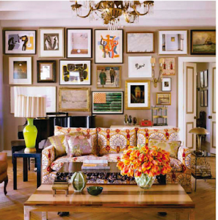 How To Hang Multiple Pictures On Wall george interior design: picture picture on the wall