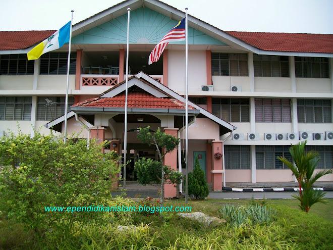 Bangunan Utama SM Teknik Seberang Perai Pulau Pinang