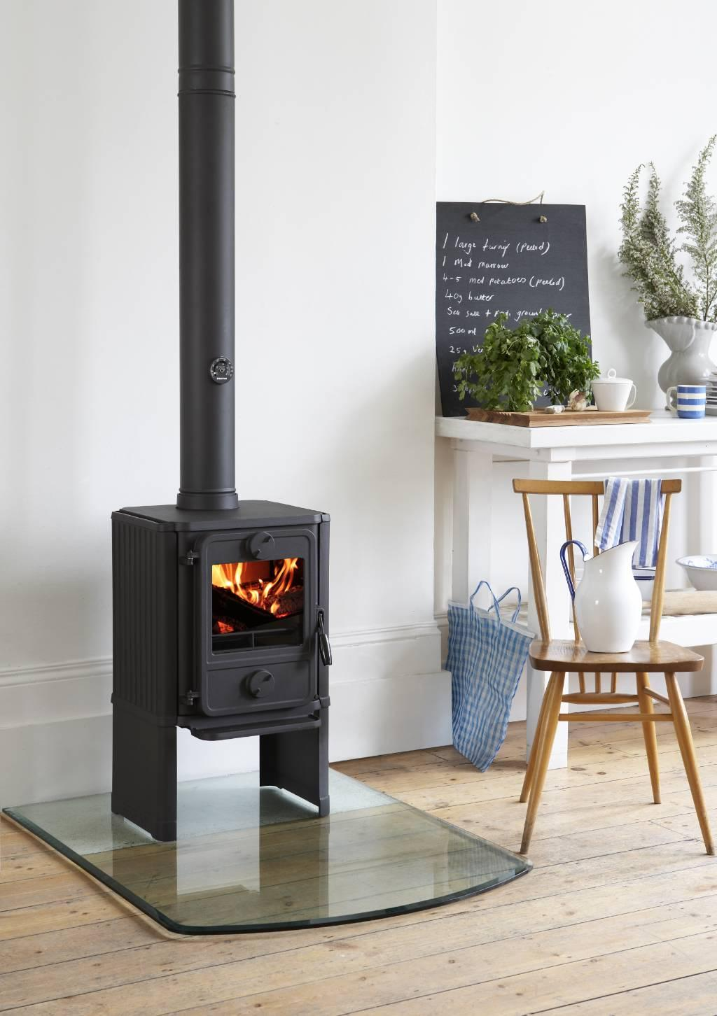 Cupboards Kitchen and Bath: Baby, It\'s Cold Outside - Morso Wood Stoves