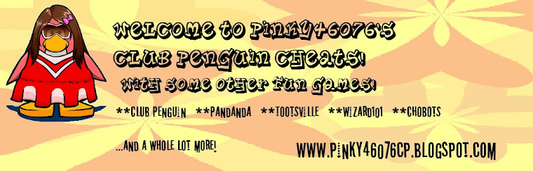 Pinky46076's Club Penguin Cheats!