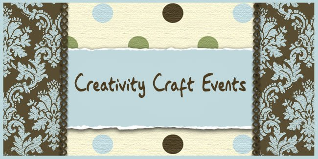 Creativity Craft Events