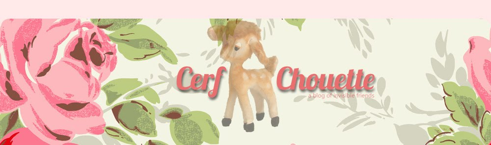 le cerf et la chouette
