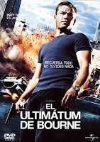 El ultimatum de Bourne (2007) online y gratis