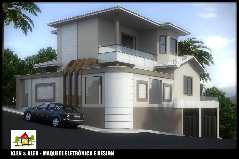 Related pictures fachadas casas modernas puerto rico for Fachadas modernas