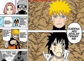 komik Naruto Shippuuden Full Color . Untuk Naruto Full Color