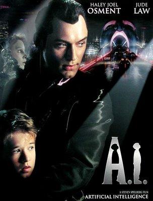 Filme A.I.   Inteligência Artificial   Dublado
