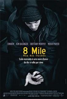 Filme 8 Mile   Rua das ilusões Dublado