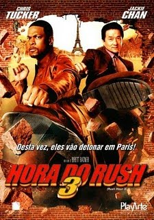 Capa Download A Hora do Rush 3 Dublado Rmvb DVDRip