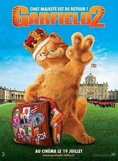Filme Garfield 2   Dublado