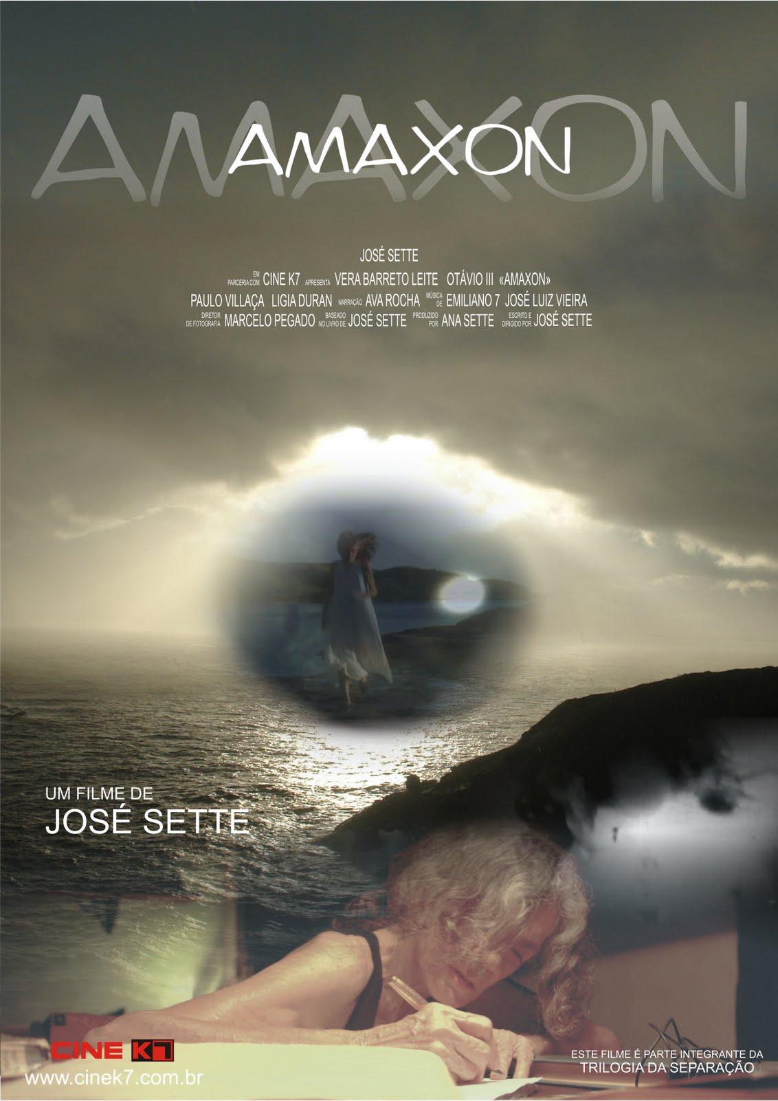 Resultado de imagem para Amaxon (José Sette) filme