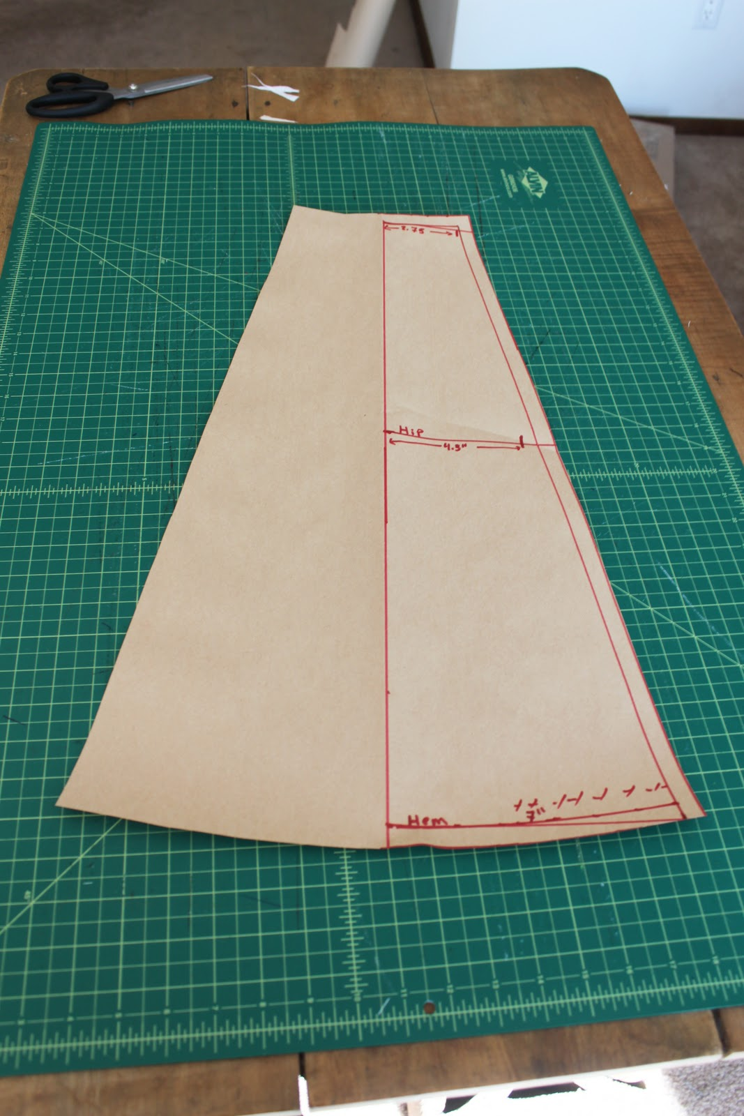 The Cordelia Files: Make Your Very Own Reversible Wrap Skirt/ How ...
