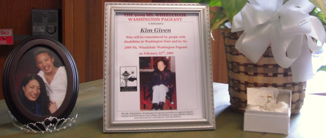 THE 2010 PAGEANT WAS DEDICATED TO KIM GIVEN