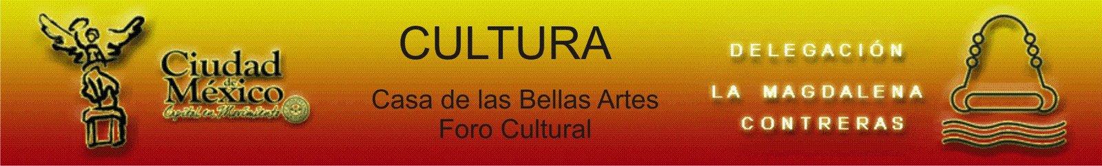 Cultura en la Magdalena Contreras