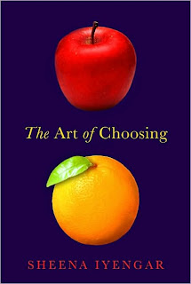 The Art of Choosing Sheena Iyengar