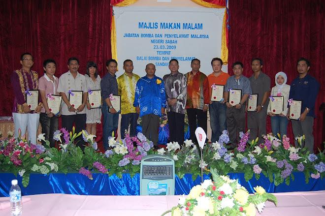 Jabatan Bomba Dan Penyelamat Sabah