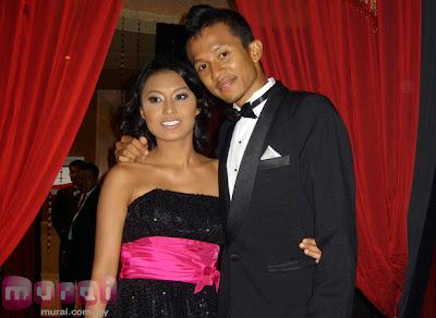 Nabila Huda, Zaidi Kahwin 6 Disember 2008