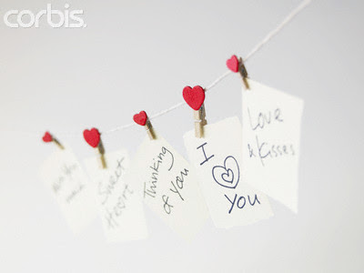 Selain Ucapan I Love U