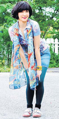 Nasha Aziz diulit bahagia | Gambar2 seksi Nasha Aziz