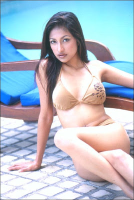 Rahma Azhari | 2008 The Sexiest Indonesian Celebrities