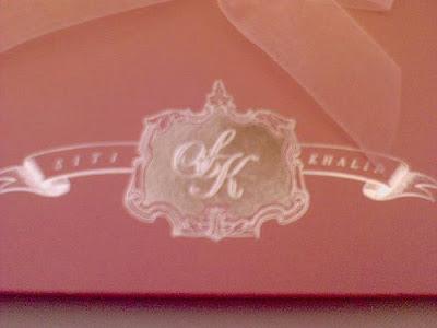 Gambar Kad Kahwin Siti Nurhaliza dan Ekin | Kad Kahwin | Wedding Card | kad undangan | kad jemputan | kad kahwin indonesia | kad kawin