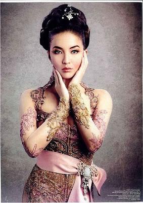 Model Indonesia Manohara Odelia Pinot dan Tengku Temenggong Kelantan ,Tengku Muhammad Fakhry Petra | model Manohara Odelia Pinot Artis Indonesia | Indonesia celebrity