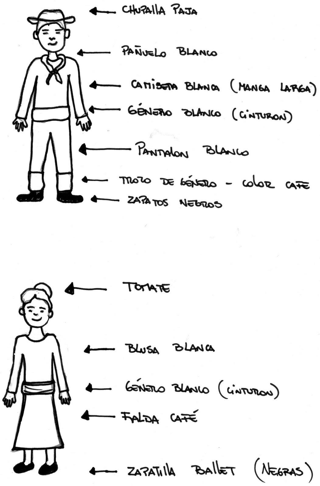 ANTONIO 2011: formato de vestimenta para acto fiestas patrias 2010