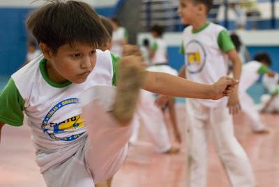 Capoeira> Deporte Arte y Parte