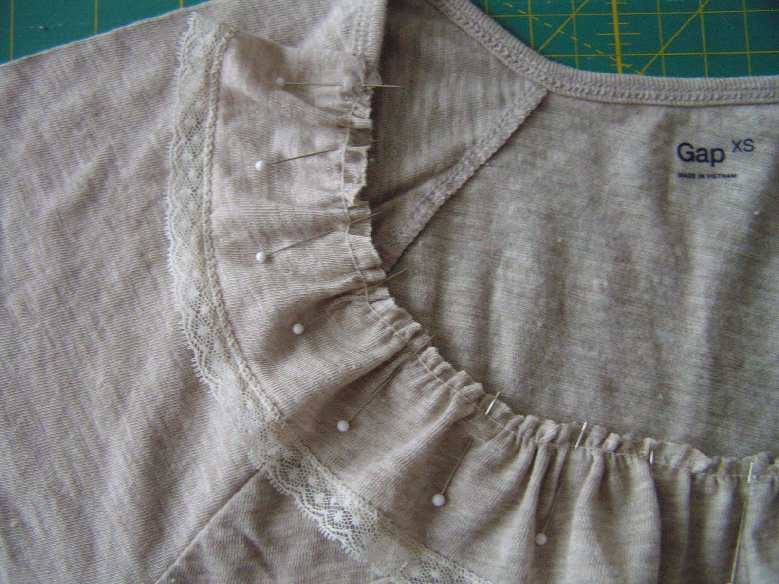 Как правильно сшить горловину у блузки