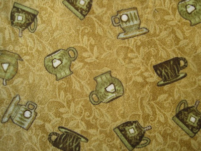Tea With Friends: A Debbie Mumm tea fabric giveaway!